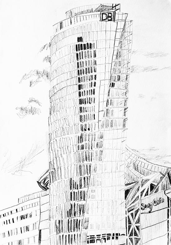 DB Gebäude